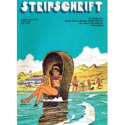 Stripschrift 138 1e druk 1980