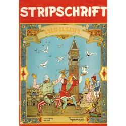 Stripschrift 135/136 1e druk 1980