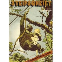 Stripschrift 125 1e druk 1979