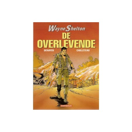 Wayne Shelton  04 De overlevende