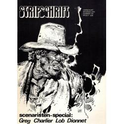 Stripschrift 101 1e druk 1977