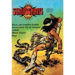 Stripschrift 100 1e druk 1977