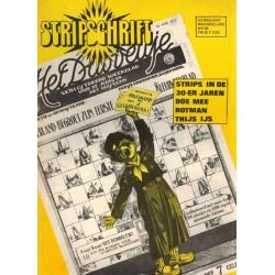 Stripschrift 098 1e druk 1977