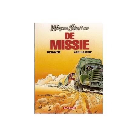 Wayne Shelton  01 De missie