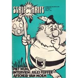 Stripschrift 079 1e druk 1975