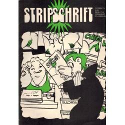 Stripschrift 078 1e druk 1975