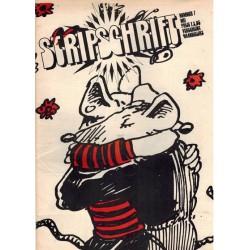Stripschrift 077 1e druk 1975