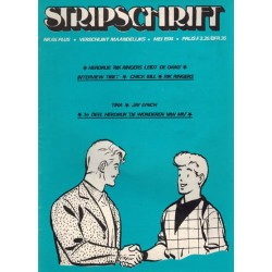 Stripschrift 065 Plus 1e druk 1974