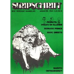 Stripschrift 061 1e druk 1974