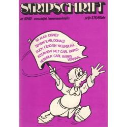 Stripschrift 059/060 1e druk 1973