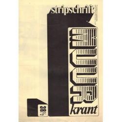 Stripschrift 038 (half) 1e druk 1972