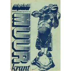 Stripschrift 036 1/2 (half) 1e druk 1971