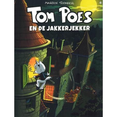 Tom Poes  ballonstrip C06 De jakkerjekker
