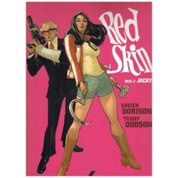 Red skin 02 Jacky