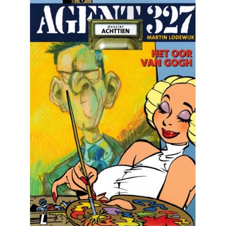 Agent 327  18 Het oor van Gogh