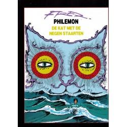 Philemon  HC 13 De kat met de negen staarten