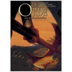 Orde van de drakenridders 21 HC De bijl van Ishtar