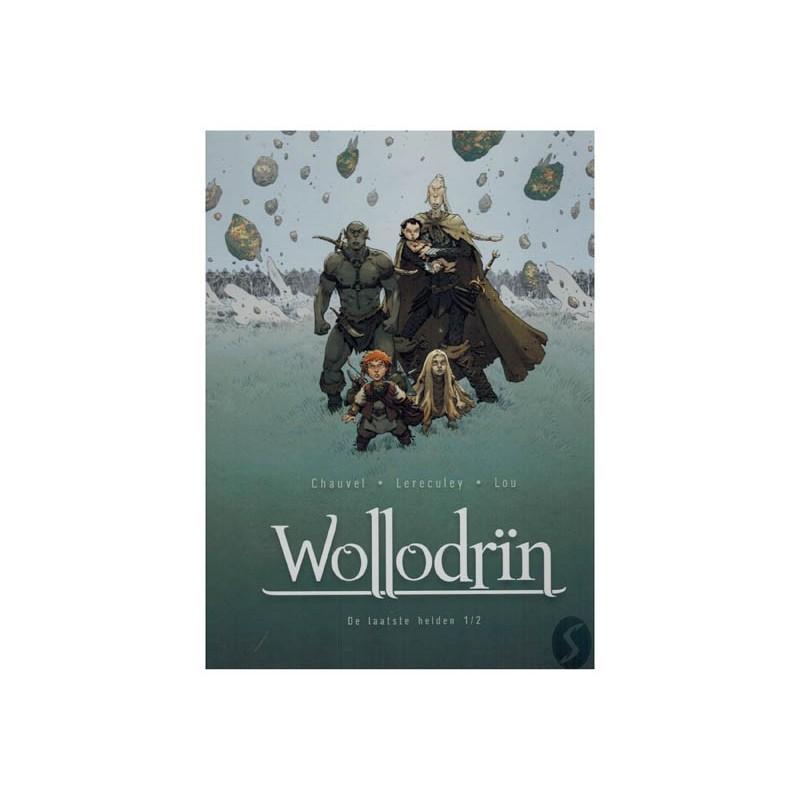 Wollodrin 09 HC De laatste helden deel 1