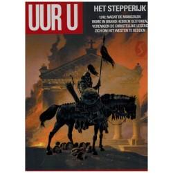 Uur U 12 HC Het stepperijk 1242 Nadat de Mongolen Rome in b rand hebben gestoken...