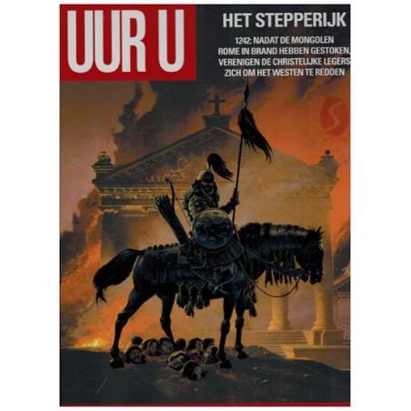 Uur U 12 HC Het stepperijk 1242 Nadat de Mongolen Rome in brand hebben gestoken...