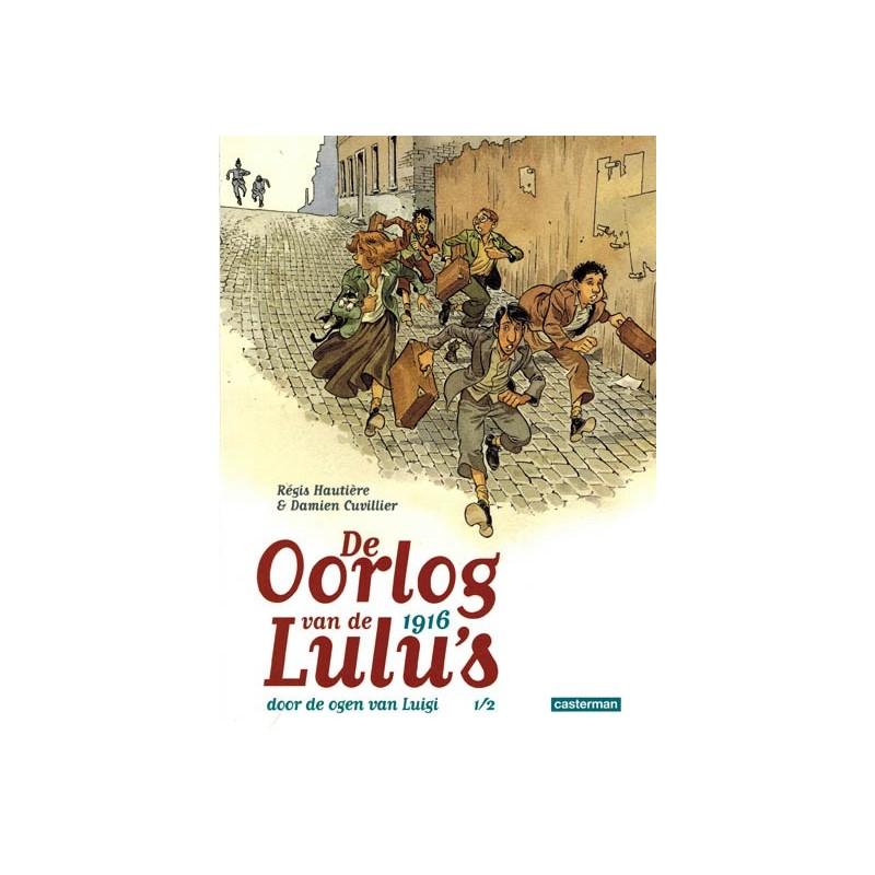 Oorlog van de Lulu's 06 Door de ogen van Luigi 1 1916