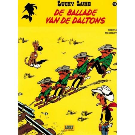 Lucky Luke    49 De ballade van de Daltons