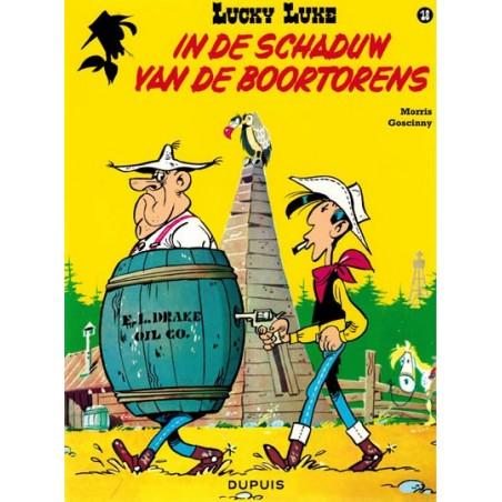 Lucky Luke    18 In de schaduw van de boortorens