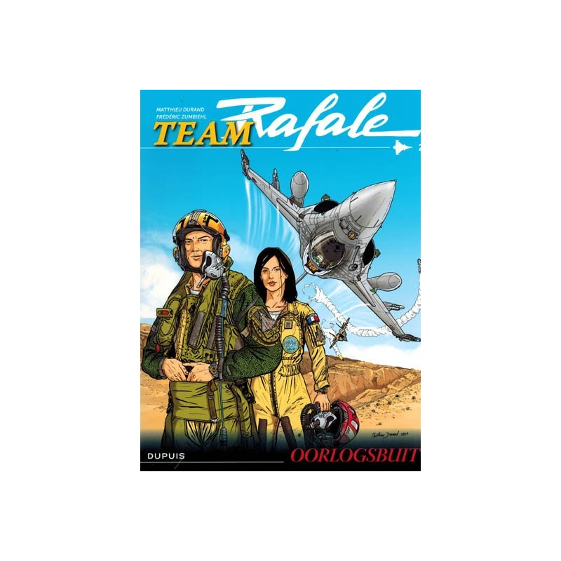Team Rafale 02 Oorlogsbuit