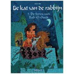 Kat van de rabbijn  07 HC De toren van Bab-El_Oued