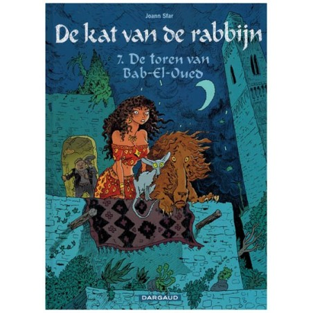 Kat van de rabbijn 07 HC De toren van Bab-El-Oued