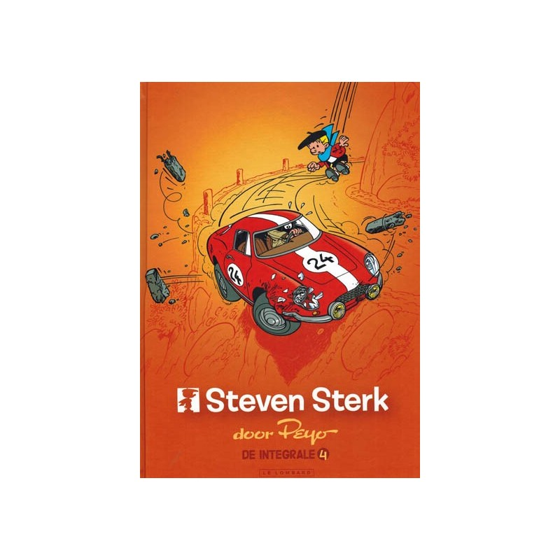 Steven Sterk  integraal 04 HC 1993-1999