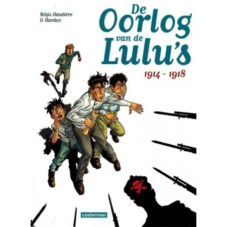 Oorlog van de Lulu's bundel 1914-1918 [bevat deel 1 t/m 5]