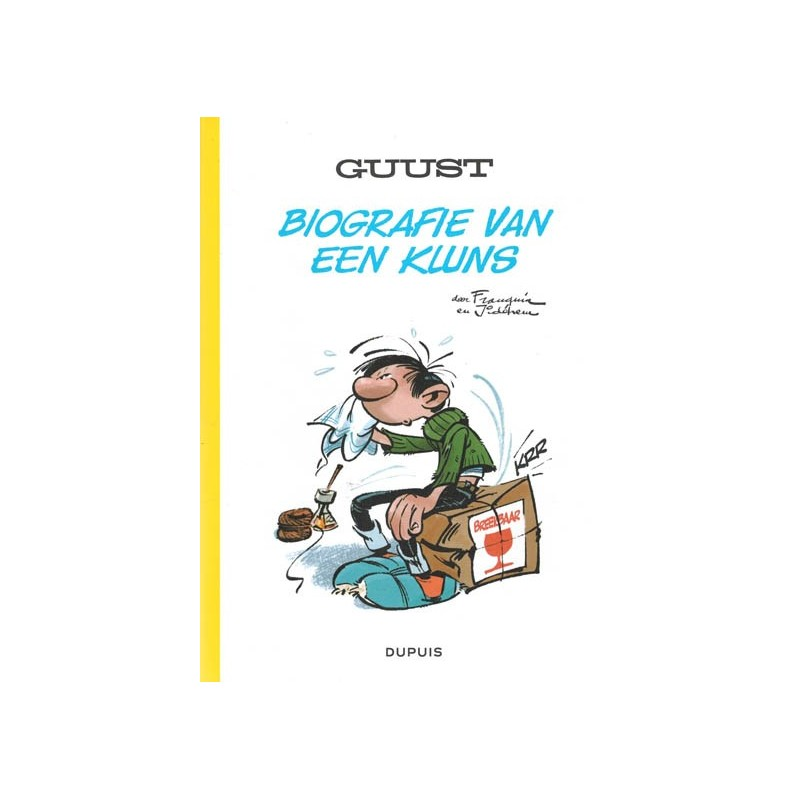 Guust Flater   Biografie van een kluns HC
