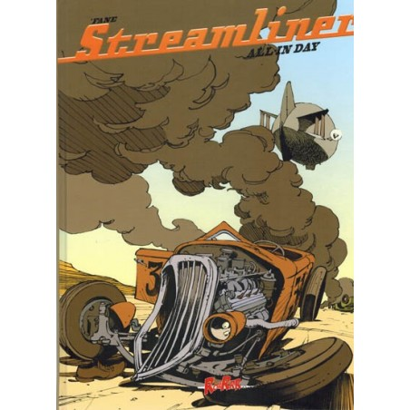 Streamliner HC 03 All-in day