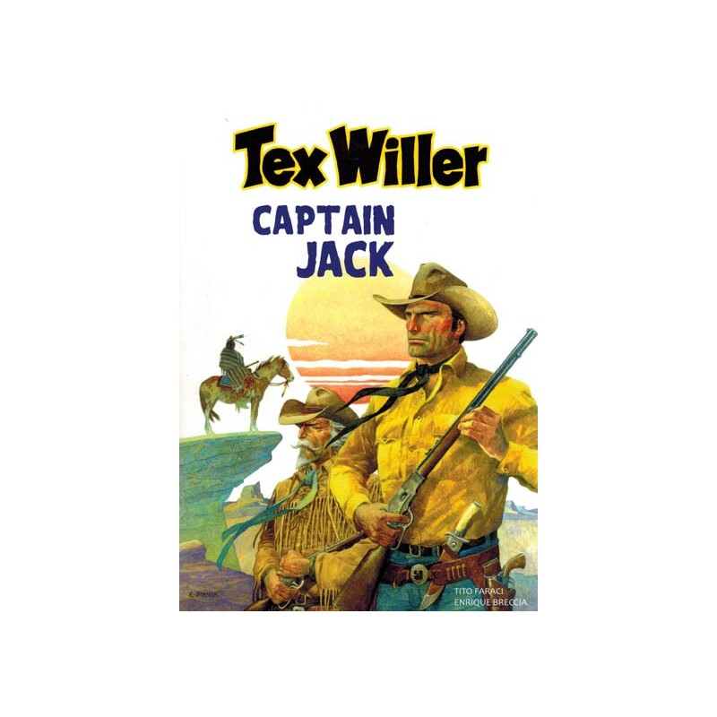 Tex Willer  Annual 10 Captain Jack