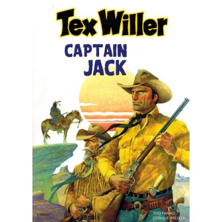 Tex Willer  Annual 10 Captain Jack