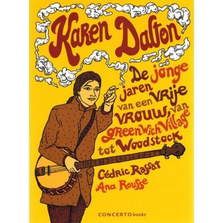Karen Dalton De jonge jaren van een vrije vrouw, van Greenwich Village tot Woodstock