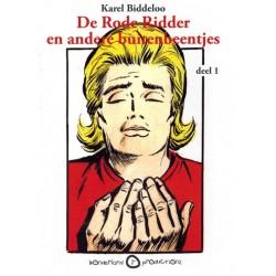 Rode Ridder  set miniboekjes deel 1 t/m 4