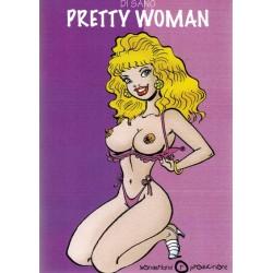 Rooie Oortjes  miniboekje Pretty woman