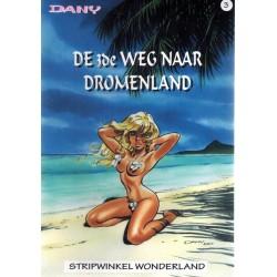 Rozebottel  miniboekje De 3de weg naar Dromenland
