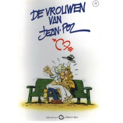 Vrouwen van Jean-Pol miniboekje