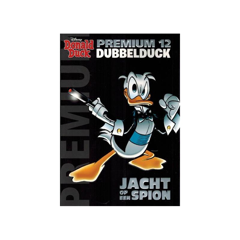 Donald Duck  Premium pocket 12 Dubbelduck Jacht op een spion
