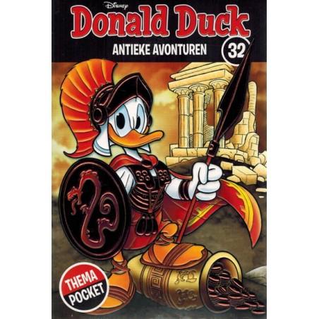 Donald Duck  Dubbel pocket Extra 32 Antieke avonturen