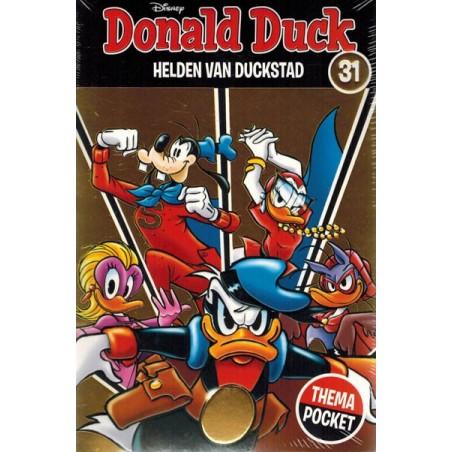 Donald Duck  Dubbel pocket Extra 31 Helden van Duckstad