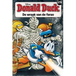 Donald Duck  pocket 278 De wraak van de farao