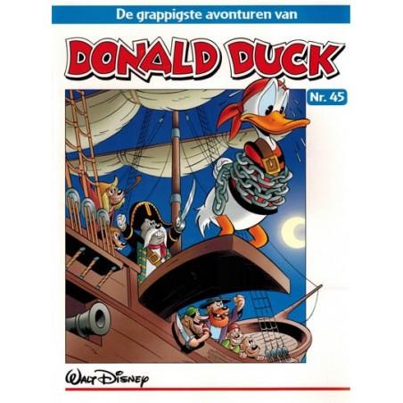 Grappigste avonturen Donald Duck  45 Daniel Branca