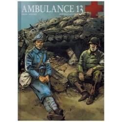 Ambulance 13 integraal 04 HC