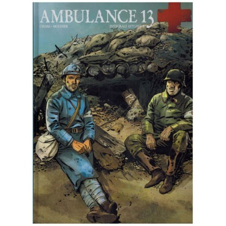 Ambulance 13 integraal 04 HC
