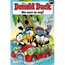 Donald Duck  pocket 277 Wie weet de weg?
