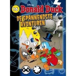 Donald Duck  Spannendste avonturen 16 Mau Heymans